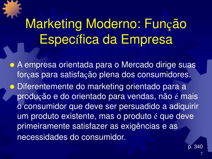 Marketing Moderno: Fun