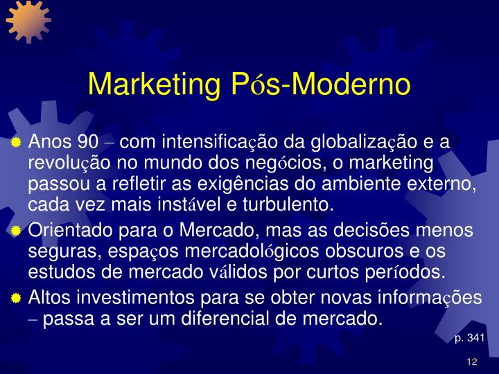 Marketing P