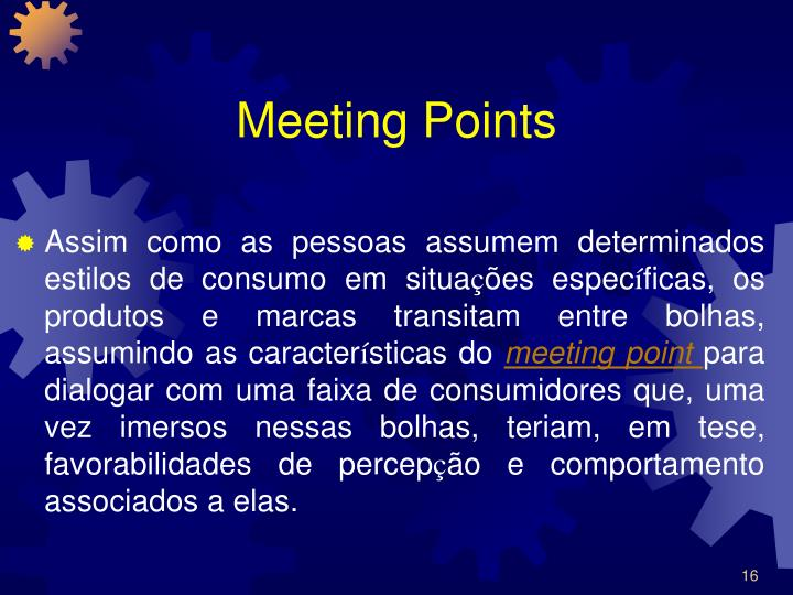 Meeting Points