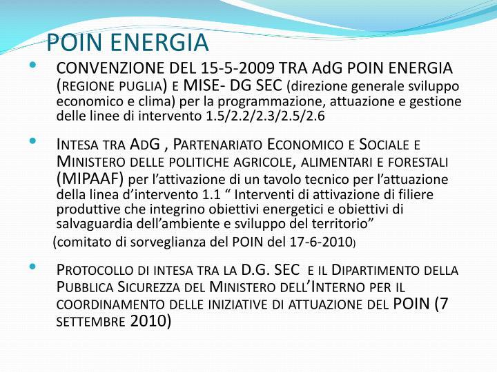 POIN ENERGIA
