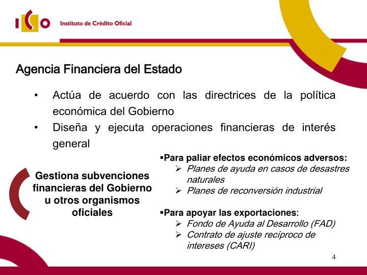 Agencia Financiera del Estado