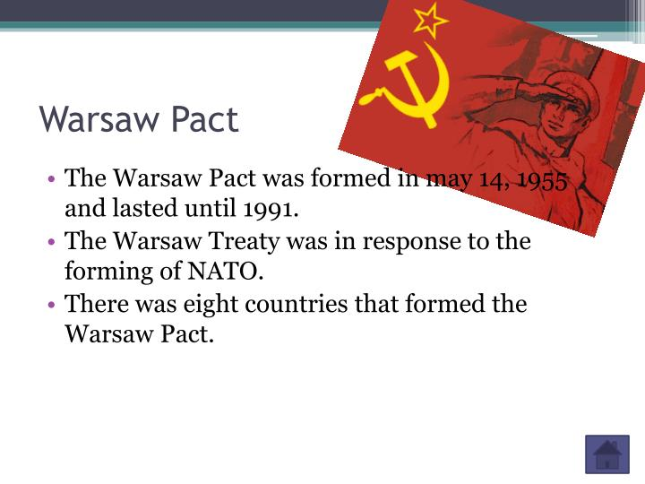 Warsaw pact1
