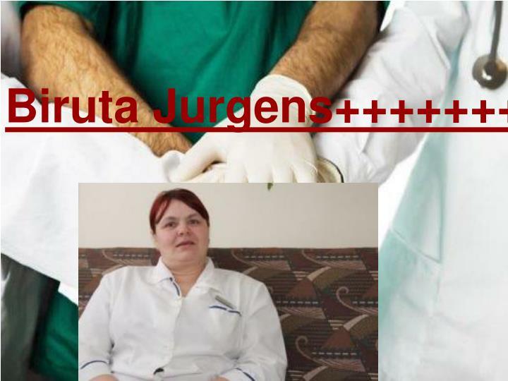Biruta Jurgens