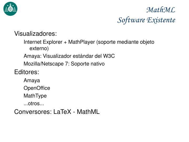 MathML