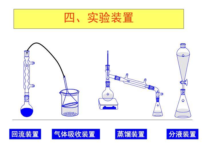 四、实验装置