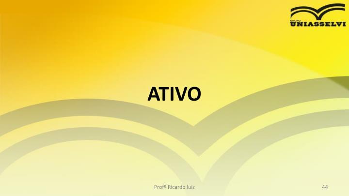 ATIVO