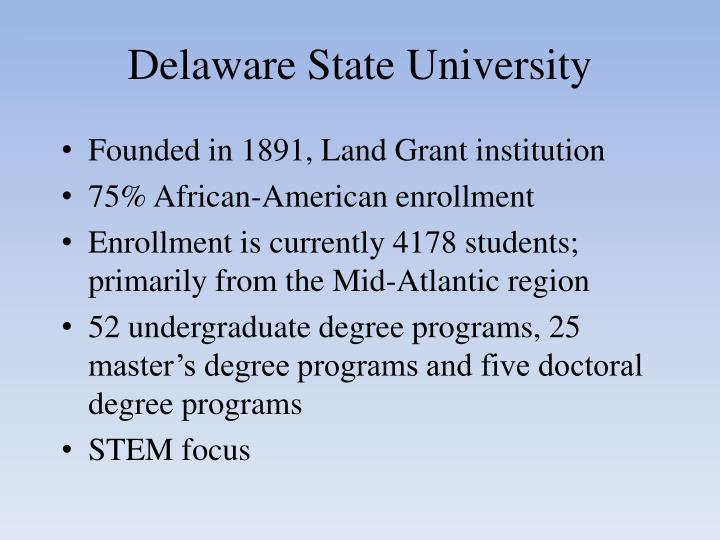Delaware State University