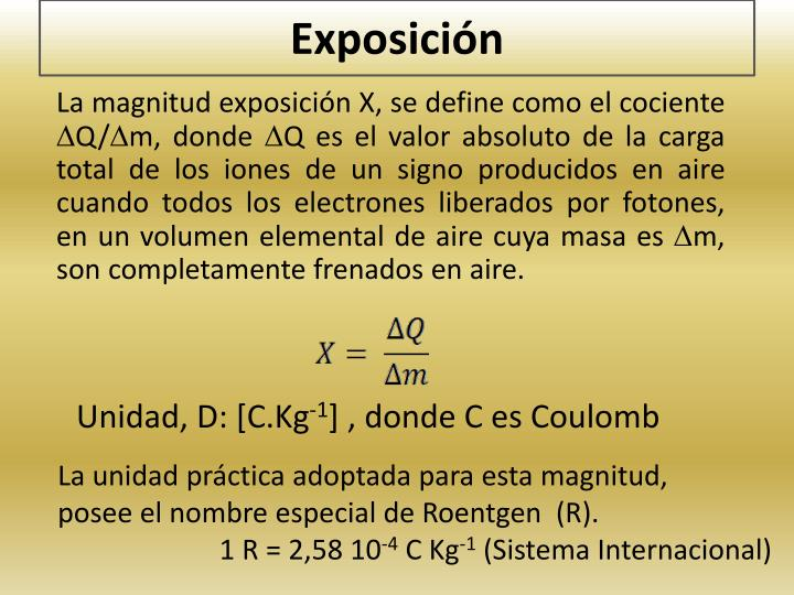Exposicin
