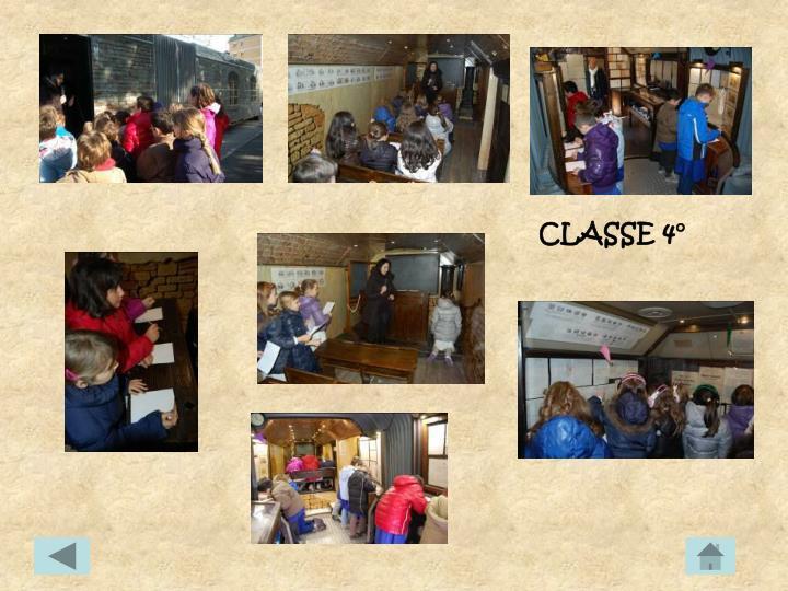 CLASSE 4°