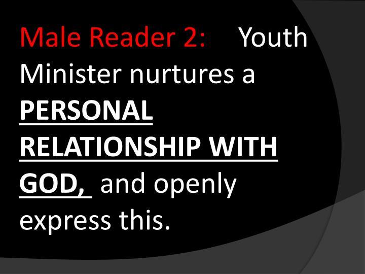 Male Reader 2: