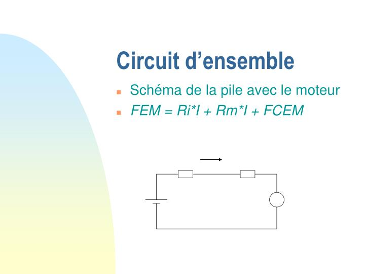 Circuit d'ensemble