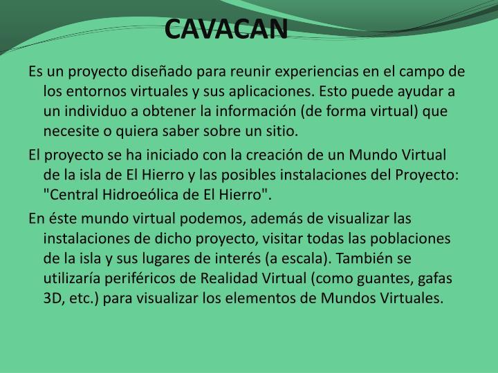 CAVACAN