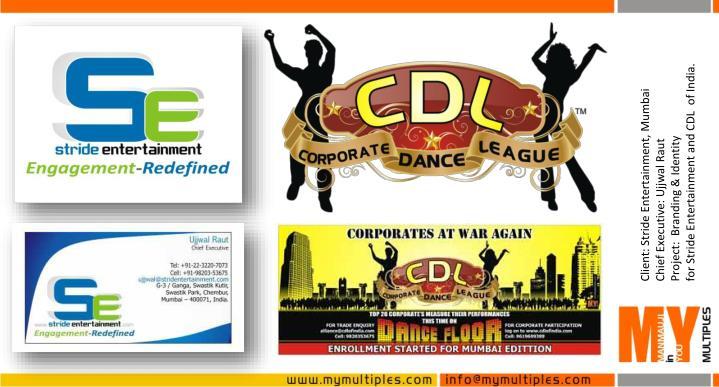 Client: Stride Entertainment, Mumbai