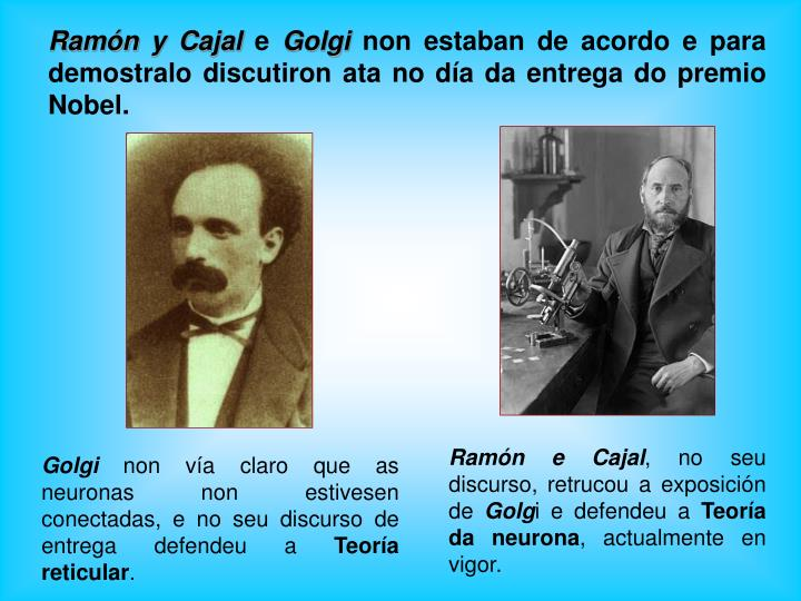 Ramón e Cajal