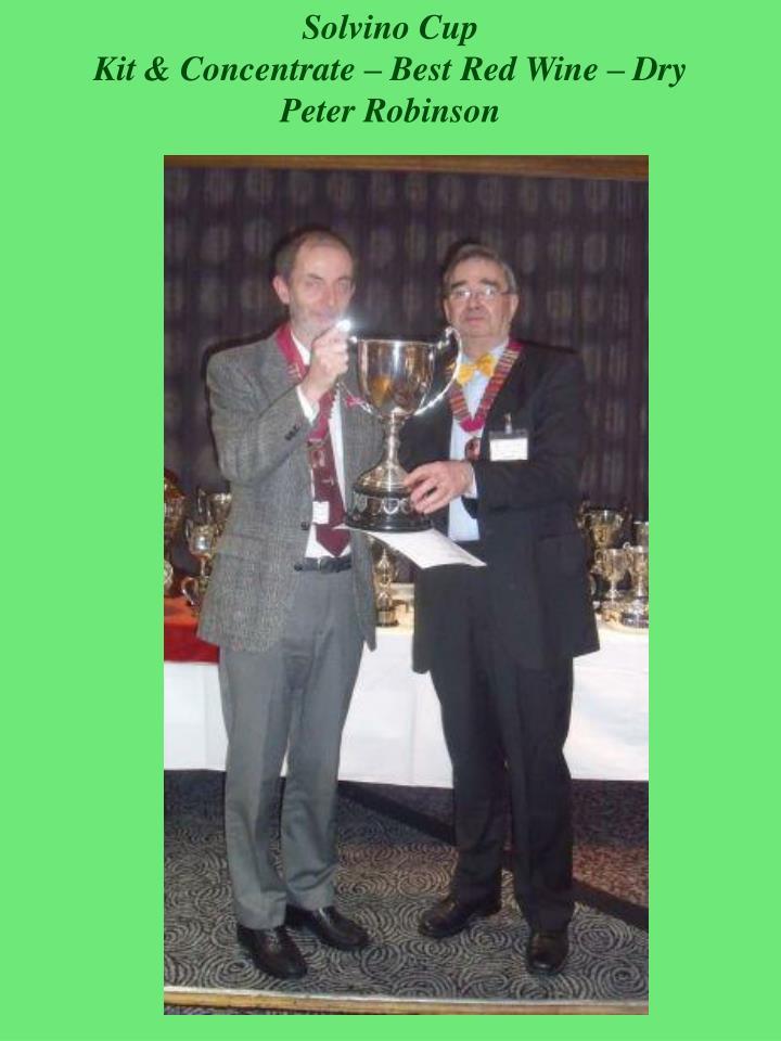 Solvino Cup
