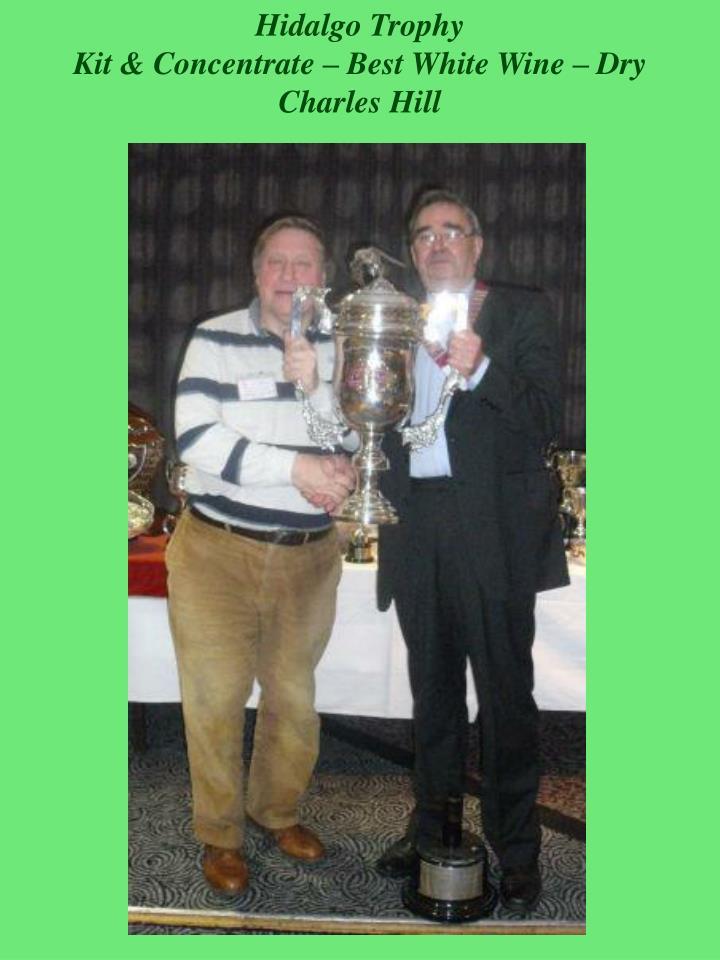 Hidalgo Trophy