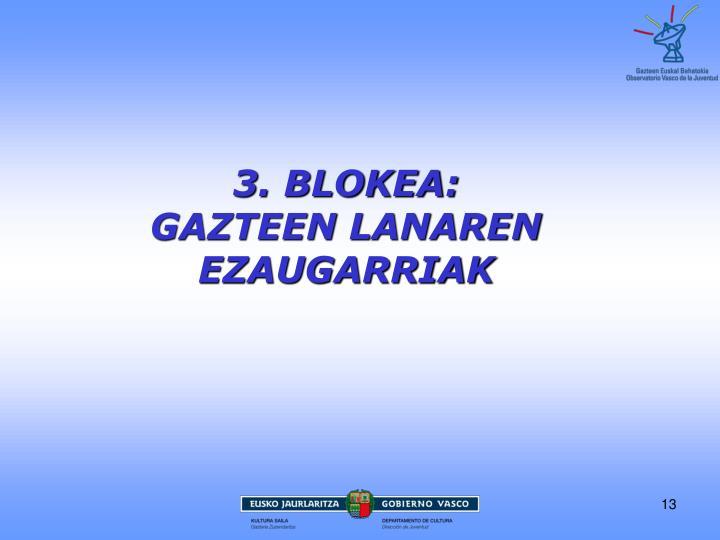 3. BLOKEA: