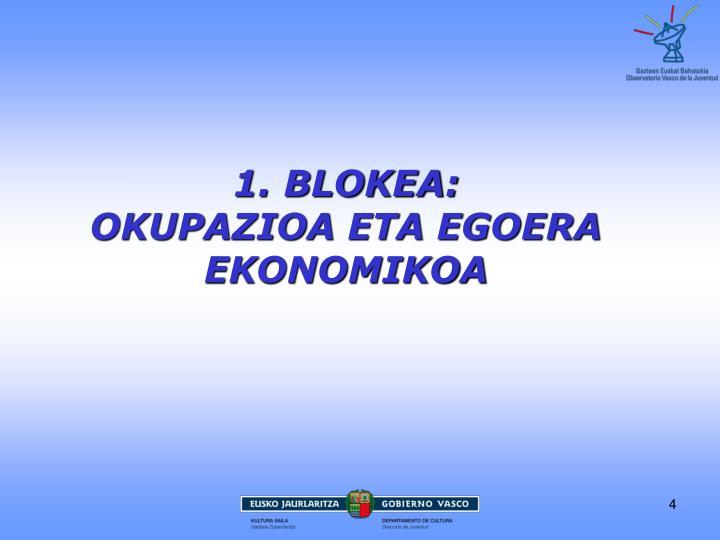 1. BLOKEA: