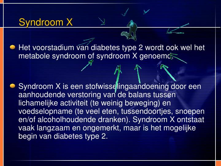Syndroom X