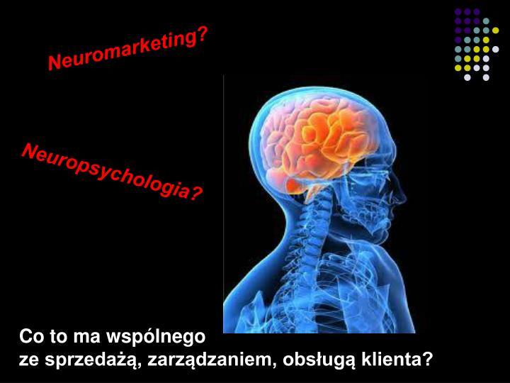 Neuromarketing?