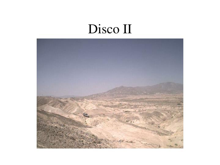 Disco II