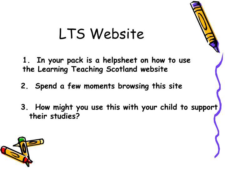 LTS Website
