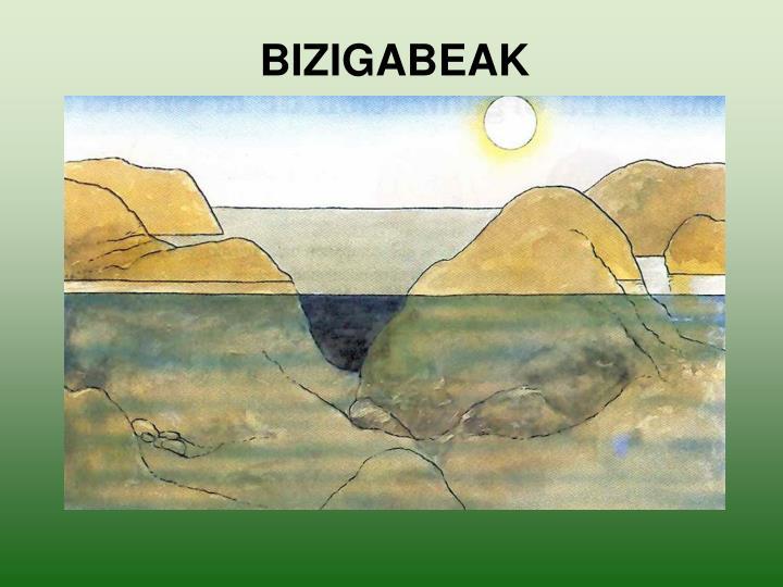 BIZIGABEAK