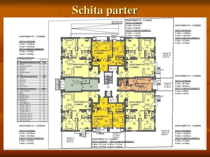 Schita parter