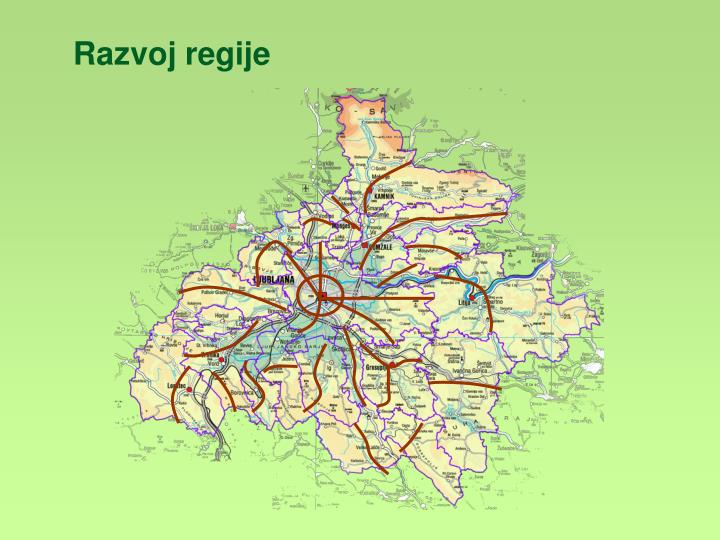 Razvoj regije
