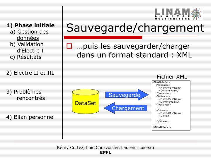 Fichier XML
