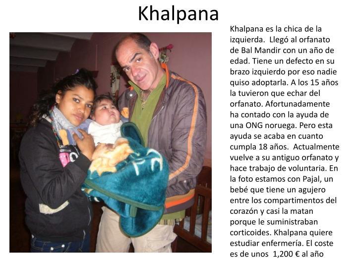 Khalpana