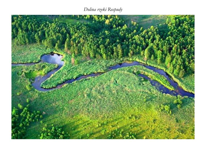 Dolina rzeki Rospudy