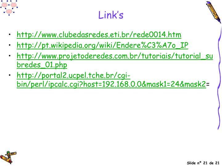 Link's