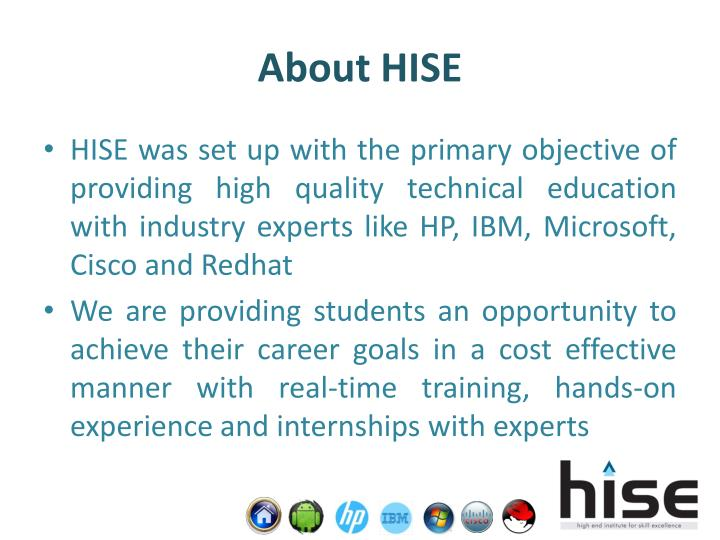 About hise