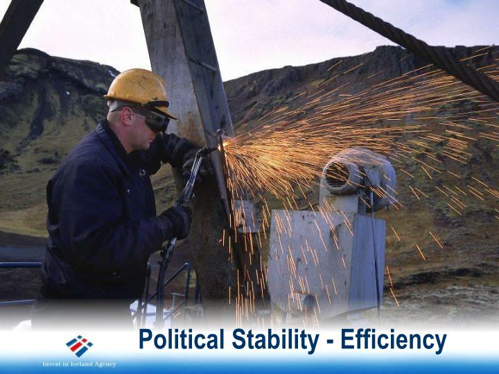 Political Stability - Efficiency