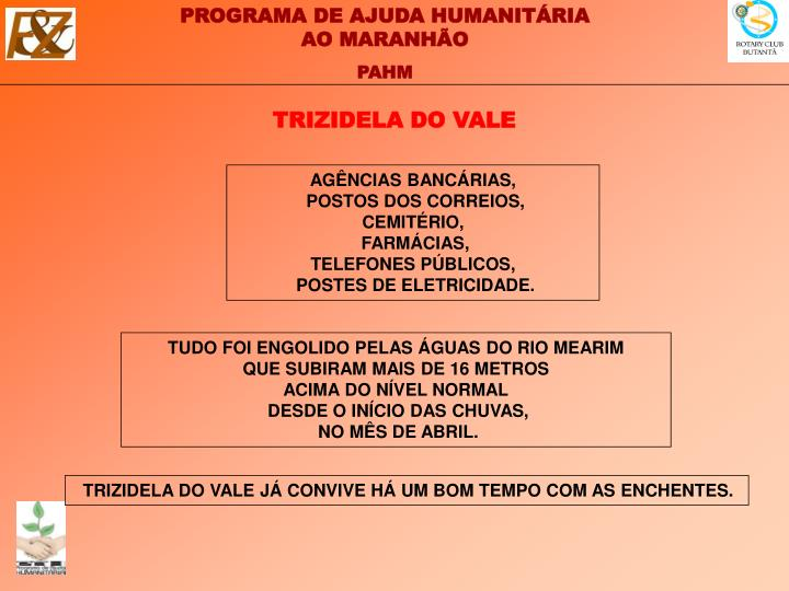 TRIZIDELA DO VALE