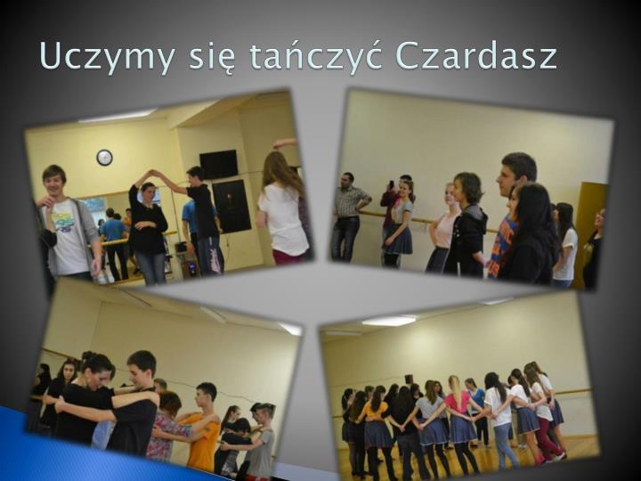 Uczymy się tańczyć Czardasz