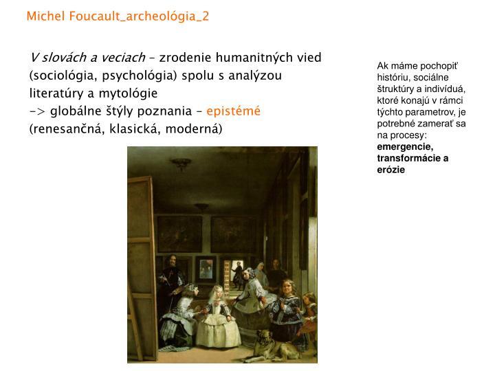 Michel Foucault_archeológia_2