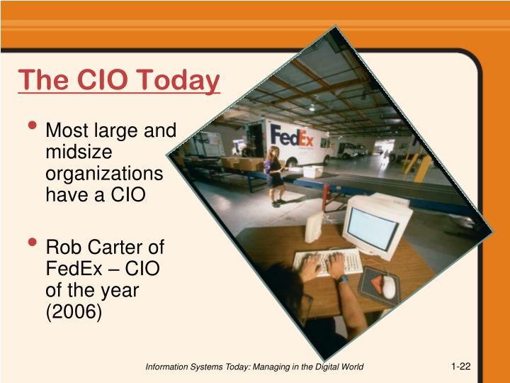 The CIO Today