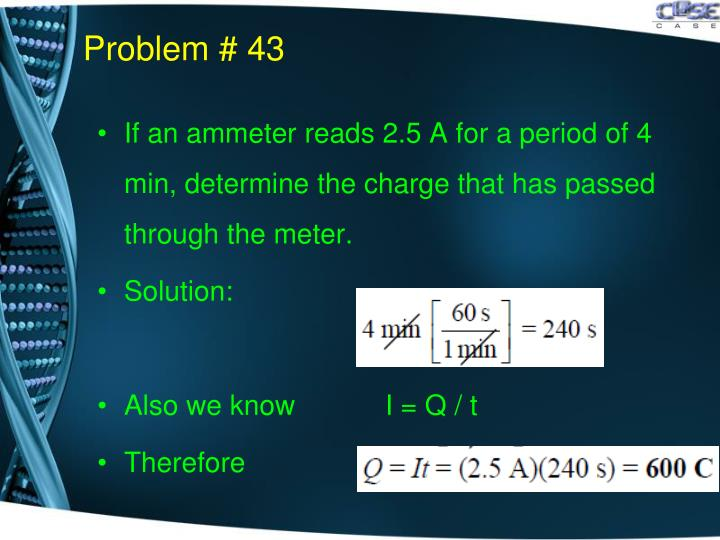 Problem # 43