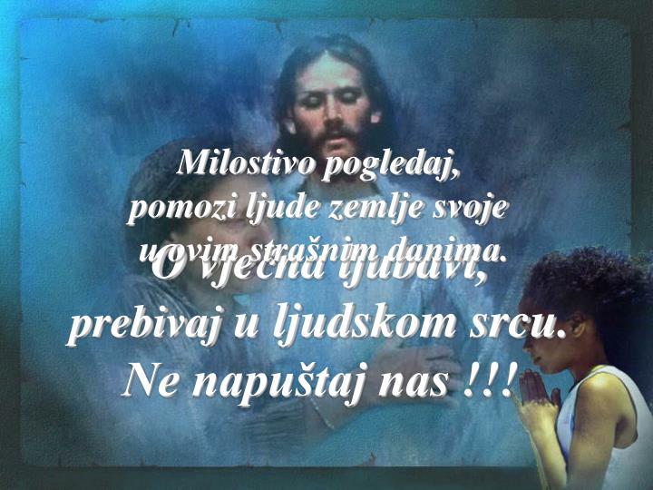 Molimo dobroga Pastira:
