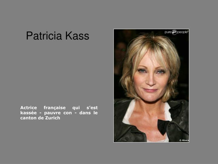 Patricia Kass