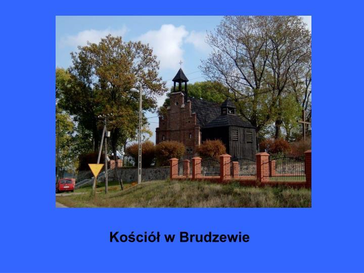 Kościół w Brudzewie