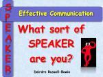 effective communication1