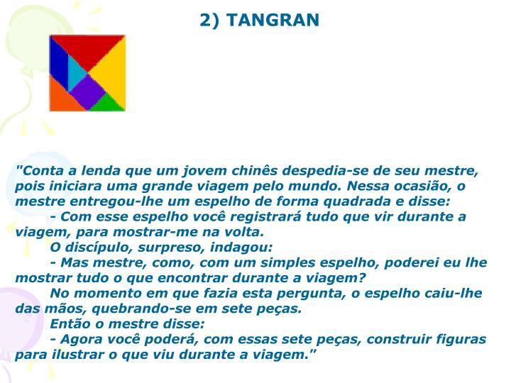 2) TANGRAN