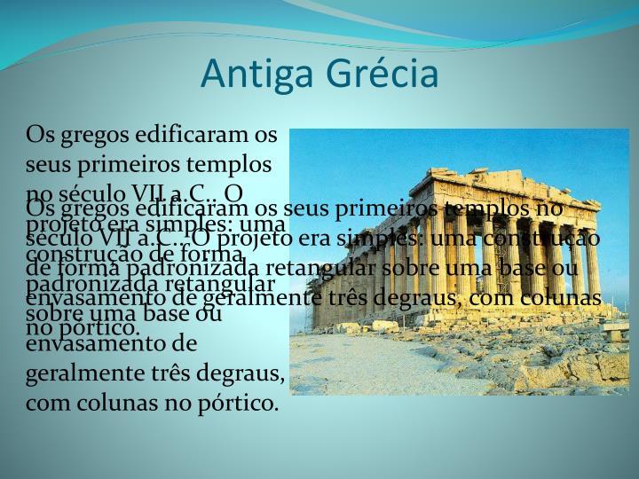 Antiga Grécia