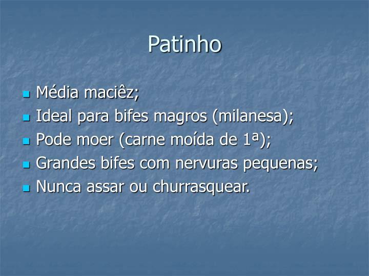 Patinho