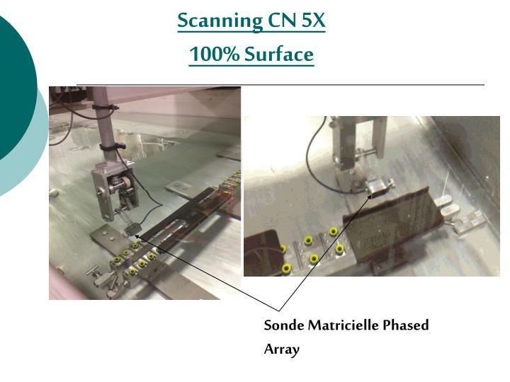 Scanning CN 5X