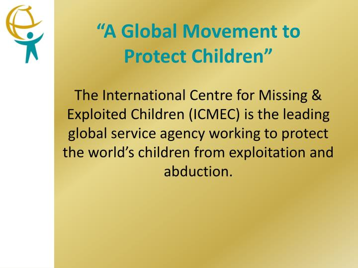 """A Global Movement to"