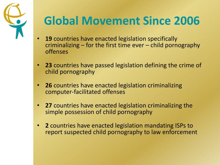 Global Movement Since 2006